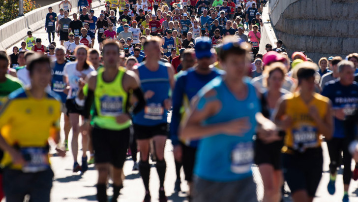 Run a Marathon. Then, Quickly, Another.