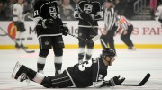 Kings score 3 in third period, trip up Sharks 4-2