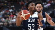 For Donovan Mitchell, U.S.A. Basketball Is Summer School. He's Top of the Class.