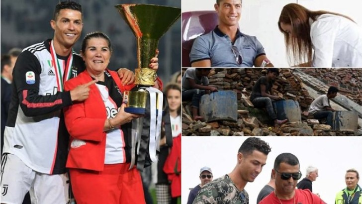 Cristiano Ronaldo: 18 great stories that will make you change your mind about the Portuguese star