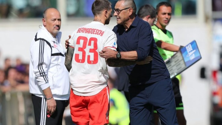 Sarri is thinking of switching to Bernardeschi