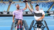 Dylan Alcott slams US Open for moving ahead without wheelchair competition: 'Disgusting discrimination'