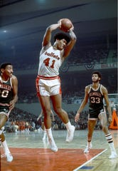 Wes Unseld spent was enshrined into the Naismith Memorial Basketball Hall of Fame in 1988.