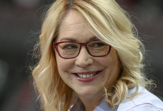 Opinion: By doing her job, and doing it well, NBA broadcaster Doris Burke is Changing the Game
