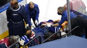 Maple Leafs defenseman Jake Muzzin discharged from hospital after leaving game on stretcher